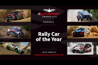 Autosport Awards 2018: Rally Car of the Year