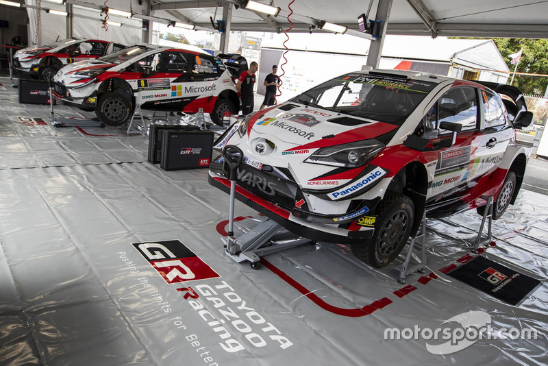 Toyota Gazoo Racing aspectos