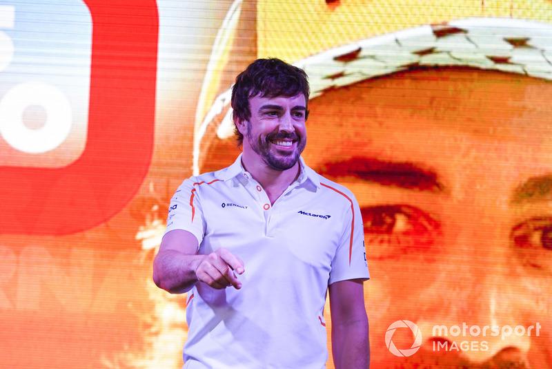 12 місце — Фернандо Алонсо, McLaren. Умовний бал — 7,81