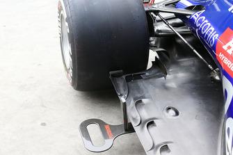 Днище Scuderia Toro Rosso STR13