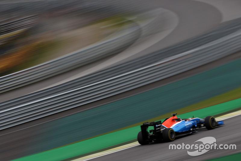 19: Паскаль Верляйн, Manor Racing MRT05