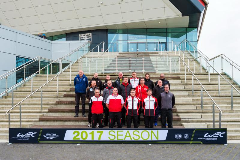 2017 FIA WEC Teams principals