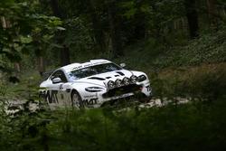 Aston Martin Rally Car