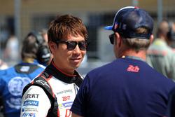 Rubens Barrichello, Kamui Kobayashi, Toyota Racing