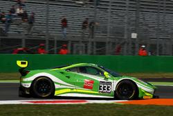 #333 Rinaldi Racing, Ferrari 488 GT3: Alexander Mattschull, Keilwitz, Rinat Salikhov