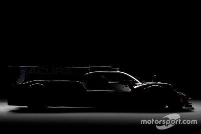 Acura ARX-05 DPi presentation