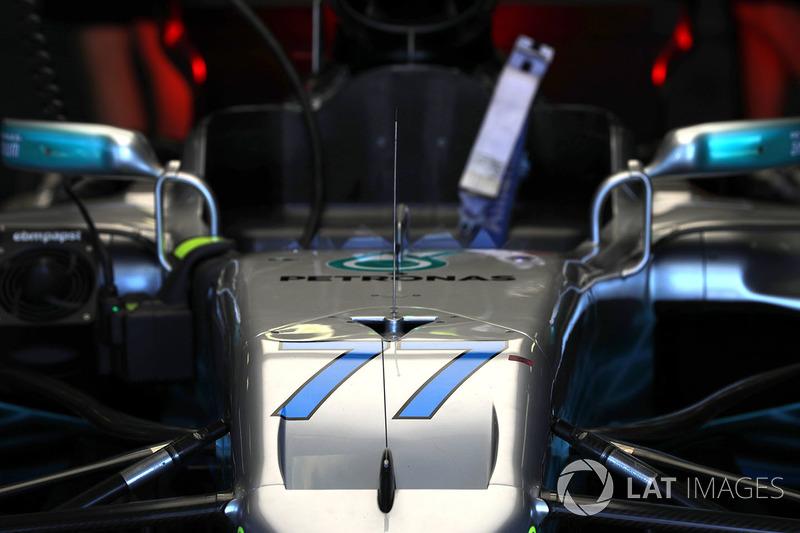 4 місце — Валттері Боттас, Mercedes — 196