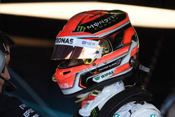 George Russell, Mercedes AMG F1