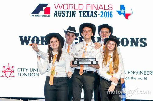 F1 in Schools World Finals Austin