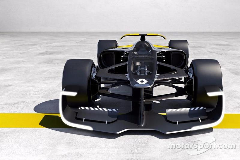 Prototipo Renault R.S.2027
