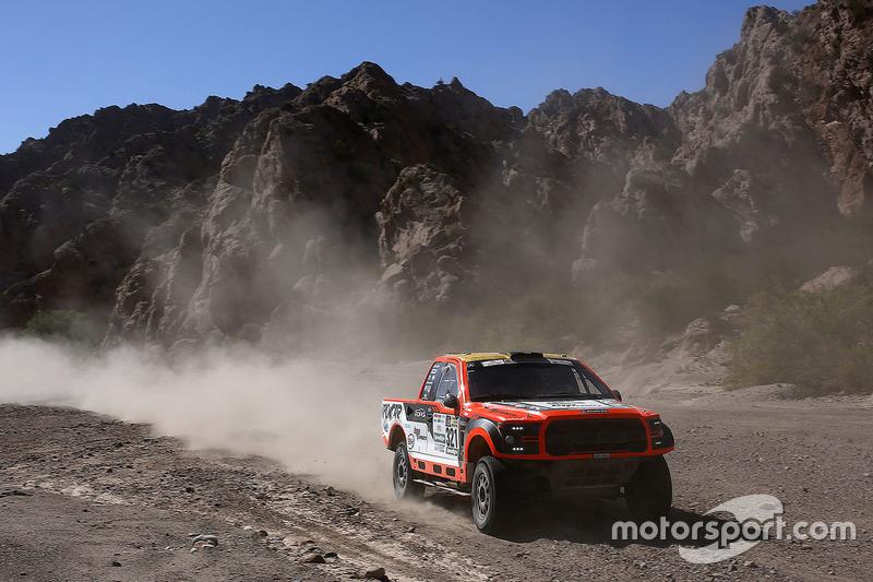 #321 Ford: Martin Prokop, Ilka Minor