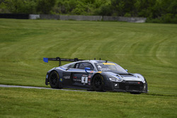 #4 Magnus Racing Audi R8 LMS: Dane Cameron, Spencer Pumpelly