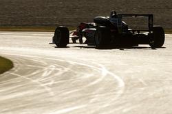 Давід Бекман, Van Amersfoort Racing, Dallara F317 - Mercedes-Benz