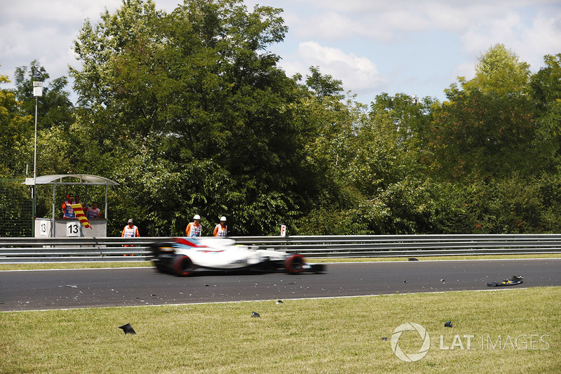 Феліпе Масса, Williams FW40, Джоліон Палмер, Renault Sport F1 Team RS17
