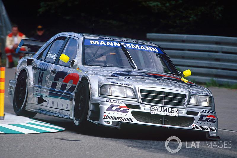 Bernd Schneider, AMG Mercedes C-Klasse