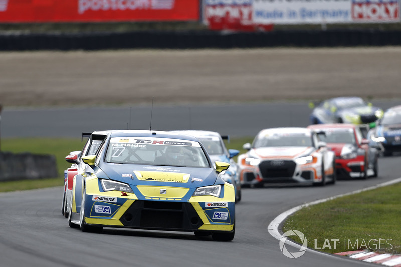 Mike Halder, Wolf-Power Racing, Seat Leon TCR