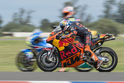 Пол Еспаргаро, Red Bull KTM Factory Racing, тренує старт
