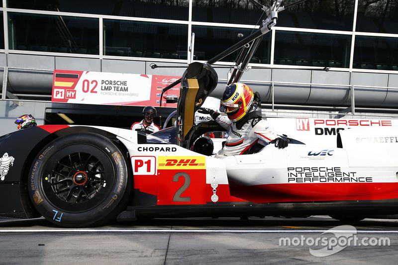 #2 Porsche Team, Porsche 919 Hybrid: Timo Bernhard