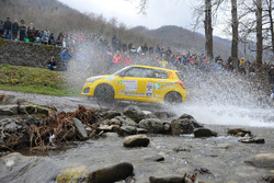 Corrado Peloso, Massimo Filippo Iguera, Suzuki Swift R1