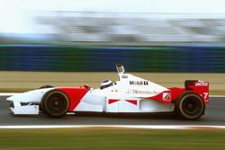 Мика Хаккинен, McLaren MP4/11 Mercedes