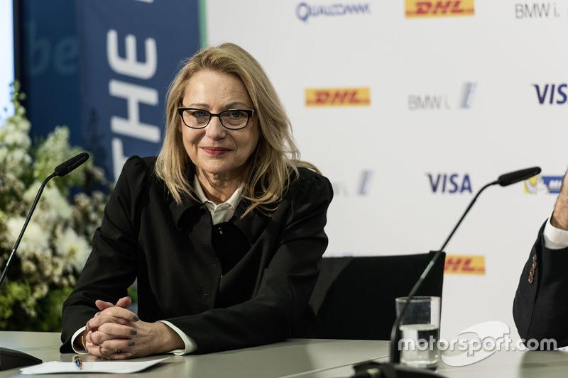 Cornelia Yzer, Berlin Senator für Wirtschaft, Technologie und Forschung