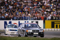 Klaus Ludwig, AMG-Mercedes