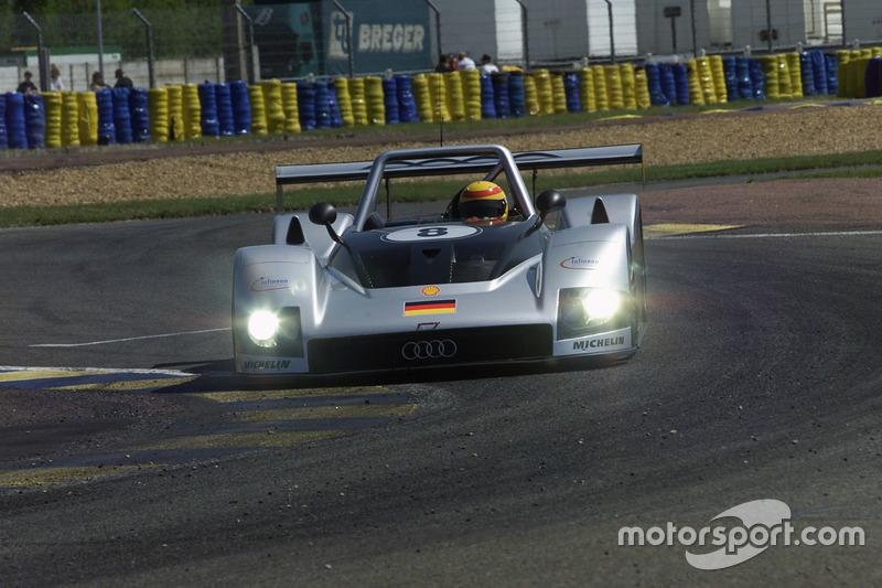 1999: Audi R8R