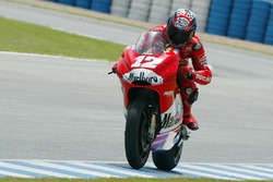 Troy Bayliss, Ducati Team