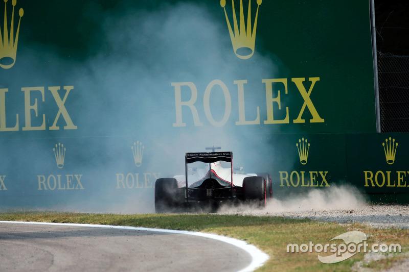 17: Ромен Грожан, Haas F1 Team VF-16 (штраф - втрата п'яти позицій)