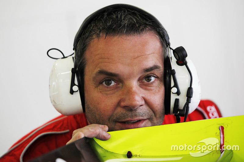 Citroën World Touring Car Team member