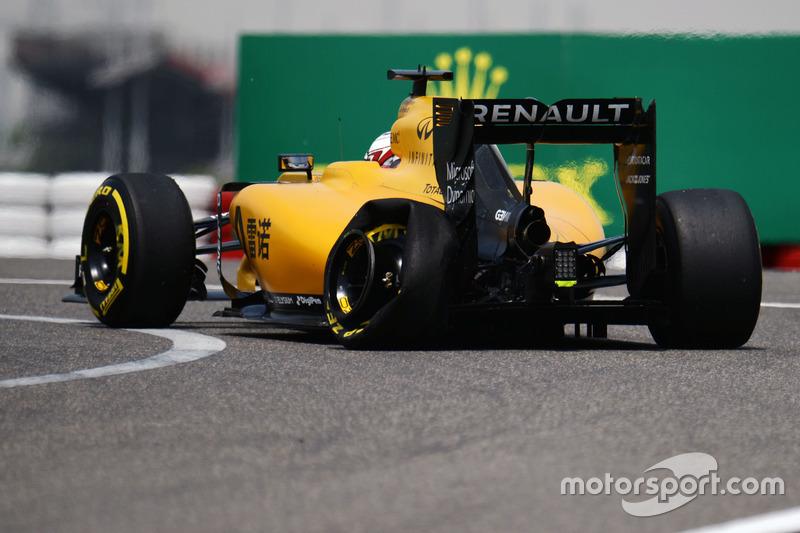 Кевин Магнуссен, Renault