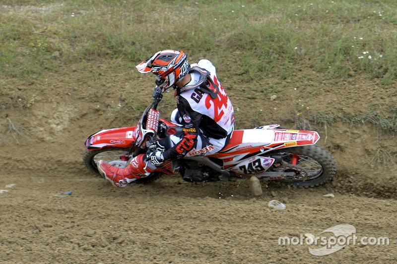 Tim Gajser, Honda Gariboldi