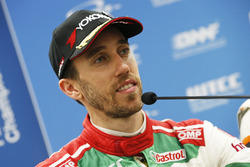 Persconferentie, Esteban Guerrieri, Honda Racing Team JAS, Honda Civic WTCC