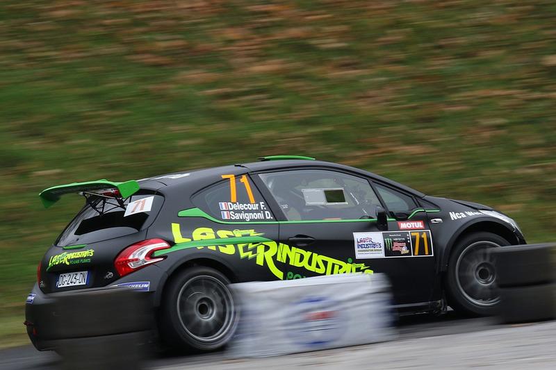François Delecour, Ange Dominique Savignoni, Peugeot 208 T16