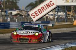 Патрик Лонг, Кристина Нильсен, Роберт Ренауэр, Матье Жамине, Wright Motorsports, Porsche 911 GT3 R (№58)