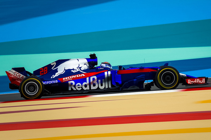 Toro Rosso STR13 reimagined without halo