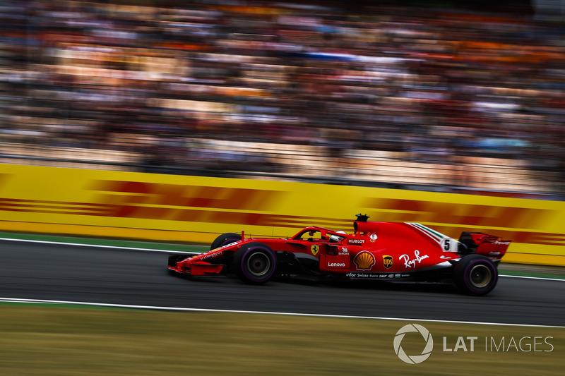 В Германии Себастьян Феттель завоевал 55-ю поул-позицию в Формуле 1, которая стала 218-й для Ferrari и 219-й для моторов Скудерии. Теперь Феттель в десяти поулах от Айртона Сенны, в 13-и от Михаэля Шумахера и в 21-м от Льюиса Хэмилтона