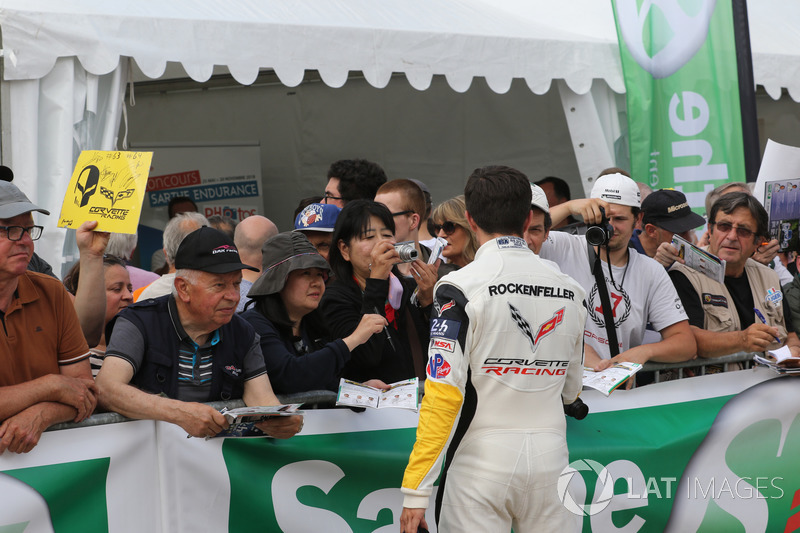 Mike Rockenfeller, Corvette Racing