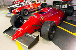 Ferrari 637 at the Ferrari museum