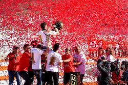إحتفالات بطل العالم مارك ماركيز، ريبسول هوندا