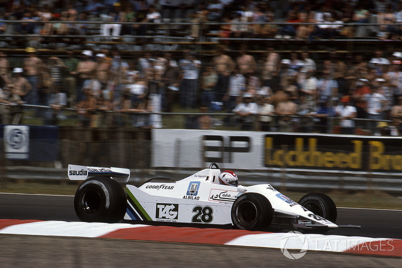 1979: Williams-Cosworth FW07