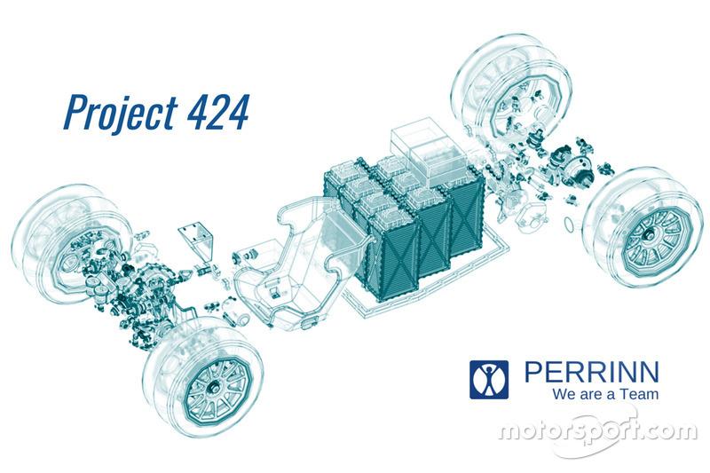 Perrinn Project 424