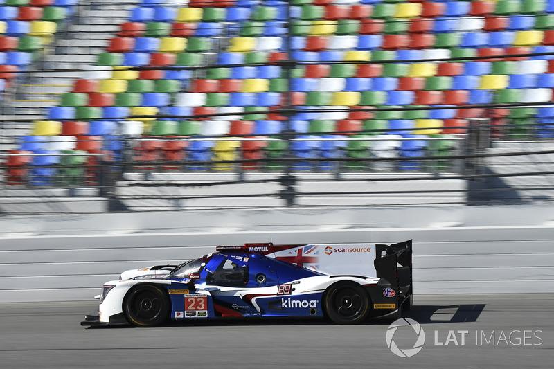 21. #23 United Autosports Ligier: Fernando Alonso (LMP2)