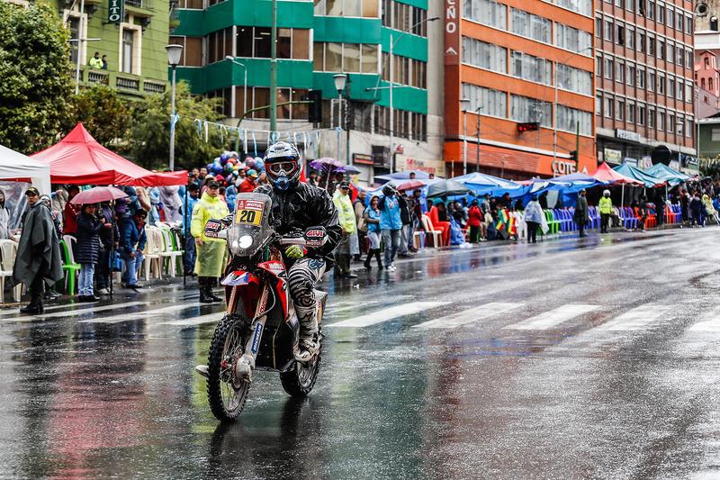 #20 Monster Energy Honda Team: Ріккі Брабек