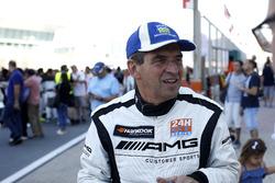 #233 Besagroup Racing Mercedes-AMG GT R SP-X: Roland Asch