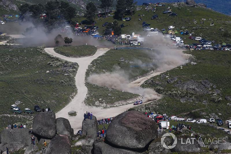 Dani Sordo, Marc Marti, Hyundai New i20 WRC, Hyundai Motorsport