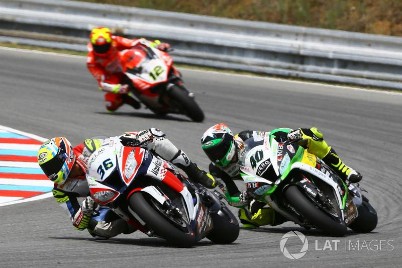 Leandro Mercado, Orelac Racing Team, Roman Ramos, Team Go Eleven