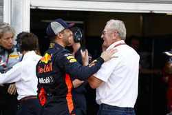Daniel Ricciardo, Red Bull Racing, Helmut Markko, Consulente, Red Bull Racing