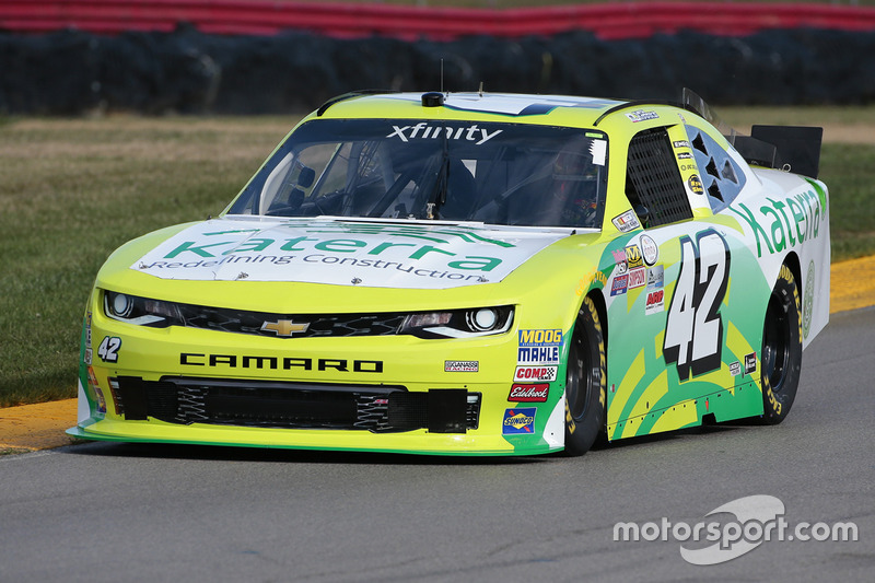 Justin Marks, Chip Ganassi Racing Chevrolet
