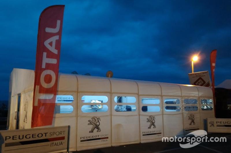 Rallye Sanremo - seconda gara - buongiorno